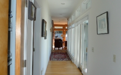 view from hall