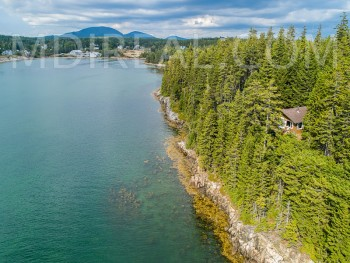 Duck Cove Oceanfront //EXCEPTIONAL LAND PARCEL!!!